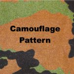 Camo Color Print