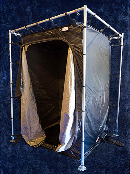 RF / EMI Shielding Enclosures & Tents - Portable Enclosure