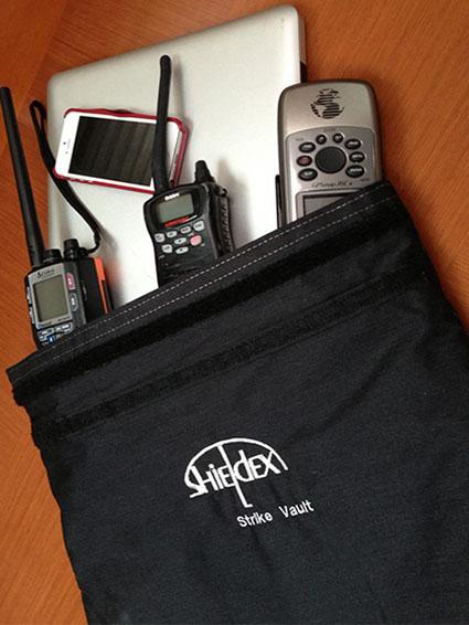 RF / EMI Shielding Pouches & Bags