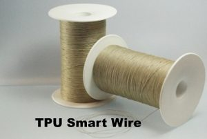 Smart Textiles - TPU Smart Wire