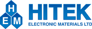 V Technical Textiles Distributors - HITEK Electronic Materials Ltd Logo