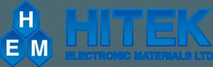 V Technical Textiles Distributors - HITEK Electronic Materials Ltd Logo