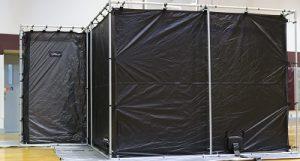 EMC Testing Enclosure