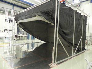 RF Shielded Testing Enclosure