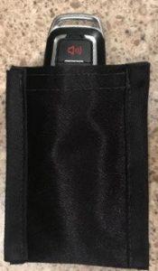 Key Fob Faraday Bag