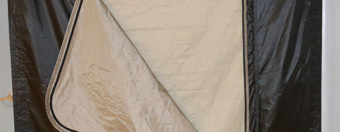 Small RF Shielding Curtains